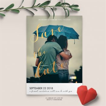 photoecard_vintageflourish_mostlyhandmade_save_the_date
