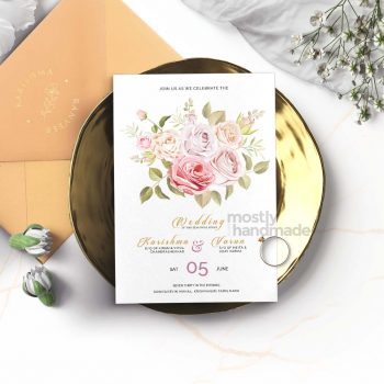 Floral_PinkSunrise_MostlyHandmade_wedding_invites_mock1